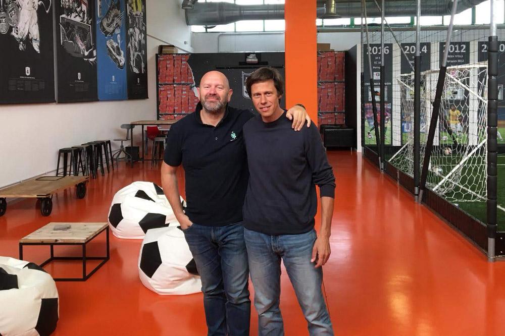 regional Demon Play Así llamado  Visita al calzaturificio NIKE di Montebelluna dall'amico Mauro Bianchin